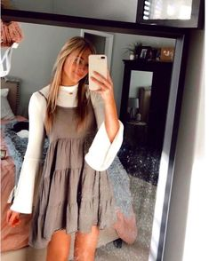 Cute Comfy Outfits, Cute Summer Outfits, Simple Outfits, Pretty Outfits, Fall Outfits, Church Outfits, Girly Outfits, Casual School Outfits, Fashionable Outfits