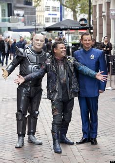 Red Dwarf 2012 (oh how miss these guys)