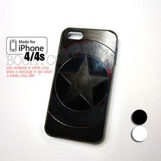 Shield Captain America for iPhone 4,4S,5 and Samsung Galaxy S3,S4