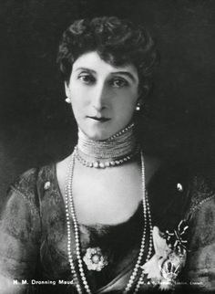 images of maud queen of norway - Google Search