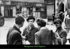 Conflict: Hungarian Revolution of 1956-REBEL FIGHTERS