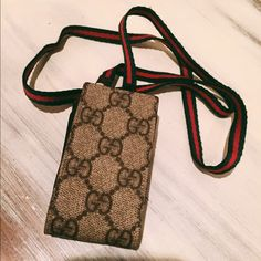 Gucci Card Holder *Authentic* ! Never used Gucci Card/Money Holder! Great Condition! Feel free to make an offer!! Gucci Accessories Key & Card Holders