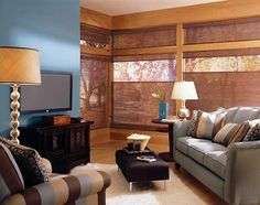 Woven Wood Shades from Budget Blinds come in a wide variety of beautiful styles. Schedule a free in-home consultation to see our full line of Woven Wood Shades. Wood Window Coverings, Wooden Shades, New Homes, Blinds, Wood Windows, Custom Window Coverings, Woven Wood Shades, Window Coverings, Interior Decorating