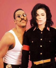 Michael Jackson&Eddie Murphy