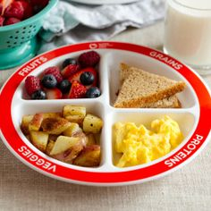 Creating A Balanced Meal With Choose MyPlate