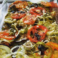 """112 curtidas, 3 comentários - Lylia Diógenes - foodblogger (@blog_simples_assim) no Instagram: """"Esses legumes são fáceis e deliciosos.Você pode até servir como antepasto.Esse eu fiz para…"""""""