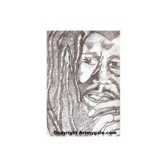 Portrait Bob Marley - 40,00 €  #Art #Artiste