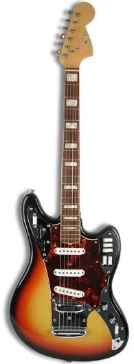 フェンダー・マローダー Fender Marauder