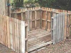 Pallet deck or playhouse?