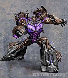 Transformers Fall Of Cybertron Concept Art Blast Off Robotjpg