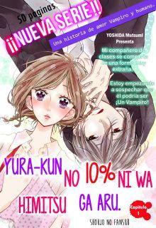 Yura-kun no 10% ni wa Himitsu ga Aru - MANGA - TuMangaOnline