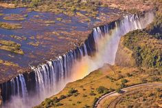 115 best victoria falls zimbabwe images on pinterest victoria victoria falls or mosi oa tunya is a waterfall in southern africa on the zambezi river at the border of zambia and zimbabwe publicscrutiny Images