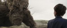 """Tales from the """"Q"""": You're No Groot!  """"A Monster Calls"""""""