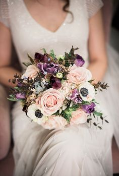 Wedding Bouquet Gallery | Amaryllis Flower Boutique