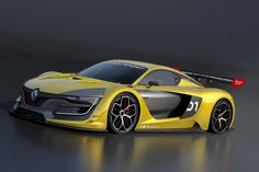 RenaultSport RS01
