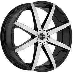 Akuza Zenith Wheels - AKA 843