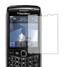 BlackBerry Pearl 9100 LCD Screen Protector Guard Film