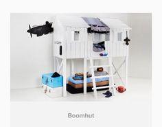 Boomhut!