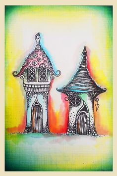 Here are some samples of cards made using our new range of Brusho Inks. Why not give them a try andlet your creativity run wild for you card projects. Once you have mastered the techniques you wi...