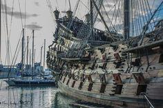 Veliero NEPTUNE porto di Genova