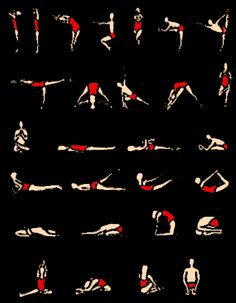 The yoga poses image above was sourced from Yoga Videos.net .