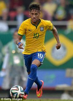 Opening match: Brazil y Croatia