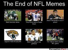 Ha the end of nfl memes
