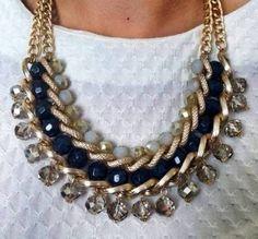 Resultado de imagen para de collares de moda super elegantes 2016