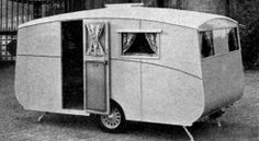 In 1947 the first Bailey caravan was built by Martin Bailey in his garage in South Bristol and was subsequently sold at Ashton Gate market for the sum of £200.