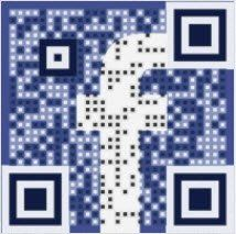 Scan for our Facebook page