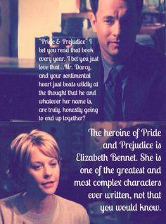 You've Got Mail / Pride and Prejudice