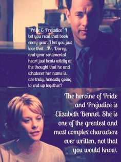 You've Got Mail / Pride and Prejudice