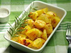 Patate al forno un classico che non passerà mai di moda! :)
