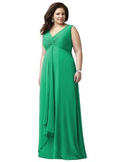 Lovelie Plus Size Bridesmaid Style 9002 http://www.dessy.com/dresses/bridesmaid/9002/#.VNuly_-9KrU