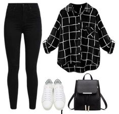49 Trendy Boots Black Outfit Jeans Casual Source by o. - 49 Trendy Boots Black Outfit Jeans Casual Source by outfits jeans - Teenage Outfits, Teen Fashion Outfits, Mode Outfits, Jean Outfits, Outfits For Teens, Fall Outfits, White Outfits, Prep Fashion, Batman Outfits
