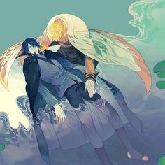 Tag: Uzumaki Naruto adult , Uchiha Sasuke , naruto x sasuke , narusasu