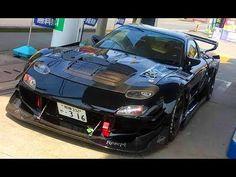 MAZDA RX-7 VS THE WORLD(Bugatti Veyron, Ferrari, Supra & more!) - YouTube