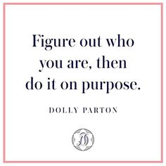 #NewYearsResolution, courtesy of one of our favorite @draperjamesgirl's #DollyParton