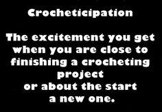 Crocheticipation
