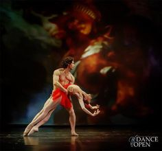 Herman Cornejo and Iana Salenko Dance Open Festival photo by (c) Vladimir Cherenkov