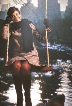 Audrey Hepburn Wait Until Dark 1967