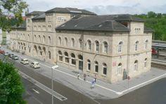 Bahnhof Rottweil (Railway station in Rottweil, Germany)
