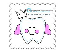 Tooth Fairy Fun! {Free Pattern} - All Things With Purpose