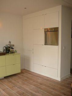 Kleine keuken Amsterdam