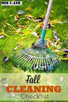 Be organized to make sure everything will be clean this fall season. Get my printable Fall Cleaning Checklist.