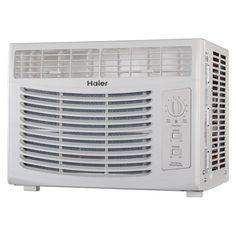 Haier 5k Btu Mechanical AC - HWF05XCP-T, White