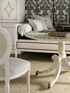 Hickory Chair - Louis XVI Side Chair - 3106-11