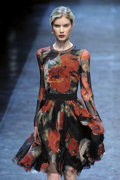 Dolce & Gabbana Fall 2010
