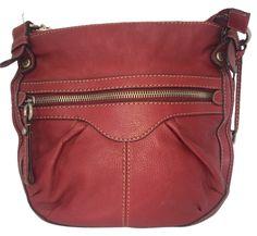 Leather Crossbody Satchel Messenger Shoulder Bag – Bagriculture
