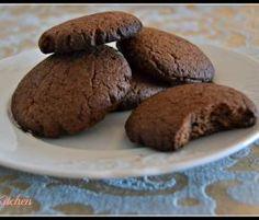 Receita Bolachas de chocolate picantes por Isa85 - Categoria da receita Bolos e Biscoitos